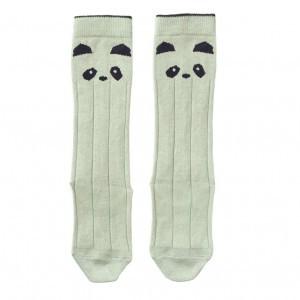 Liewood Kniekousjes Panda Mint