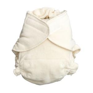 Popolini One Size Luier Ultrafit Soft Ecru
