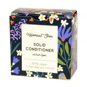 HelemaalShea Solid Conditioner, Alle haartypes