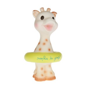 Sophie de Giraf Badspeeltje Groen
