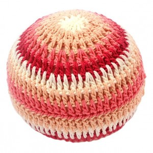 aPunt Gehaakte Speelbal Roze