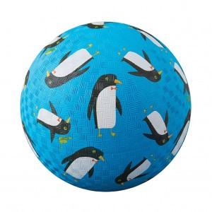 Crocodile Creek Speelbal 13 cm Pinguins