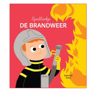 Clavis Speelboekje Brandweer