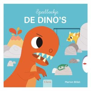 Clavis Speelboekje Dino's