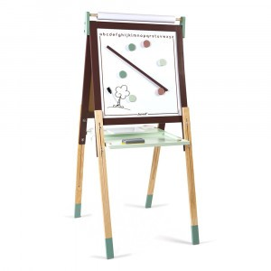 Janod Speelbord Taupe/Groen