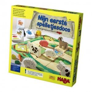 Haba Spel De grote spelletjesverzameling van Haba