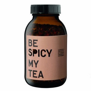 Be Spicy My Tea Verkwikkende Thee met Kurkuma (120 gr)