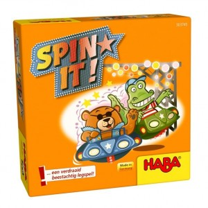 Haba Supermini Spel Spin It!