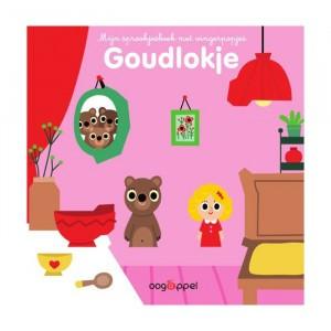Oogappel Mijn sprookjesboek met vingerpopjes: Goudlokje