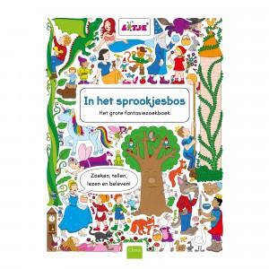 Clavis Zoekboek In het sprookjesbos