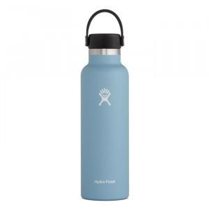 Hydro Flask Insulated Drinkfles Standard Mouth w/ Standard Flex Cap (621 ml) Rain