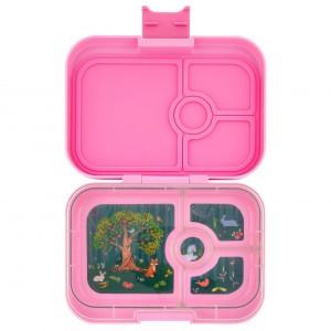 Yumbox Panino Stardust Pink met Tray Forest