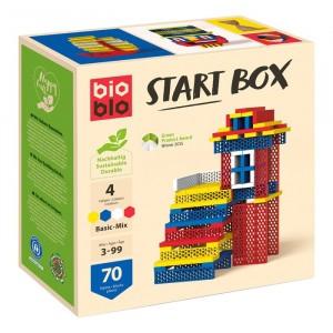 Bioblo Bouwset Start Box (70 stuks)
