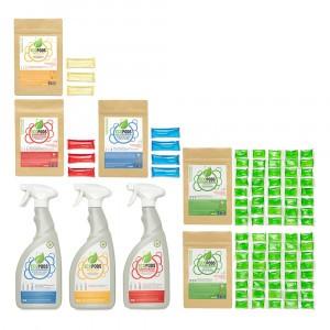 Ecopods Starter Pack M