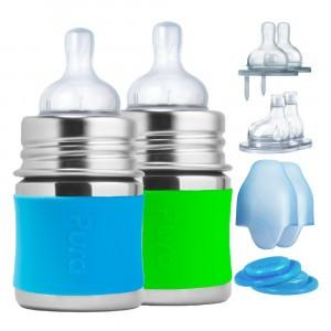Pura Starterset 150 ml Aqua en Groen