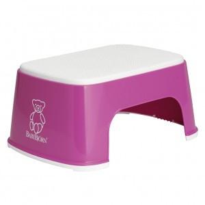 BabyBjörn Veilig Opstapje Roze