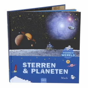 Clavis Leesboek Sterren & Planeten