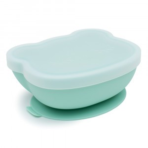 We Might Be Tiny Stickie Bowl Minty Green