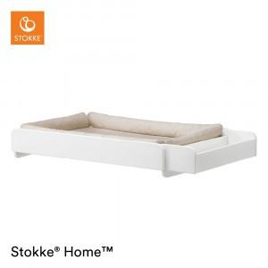Stokke Home Commode Blad White