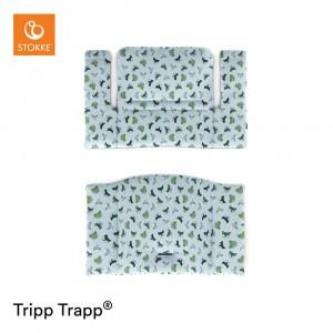 Stokke Tripp Trapp Classic Kussen Blue Fox