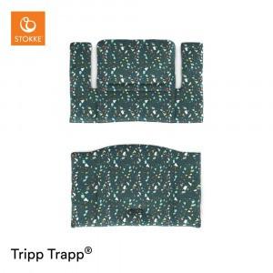 Stokke Tripp Trapp Classic Kussen Terrazzo Petrol