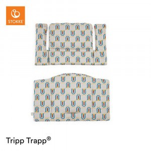 Stokke Tripp Trapp Classic Kussen Robot Grey