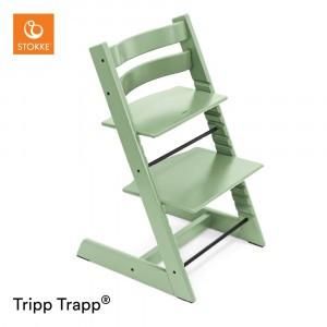 Stokke Tripp Trapp Stoel Moss Green