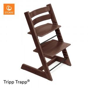 Stokke Tripp Trapp Stoel Walnut