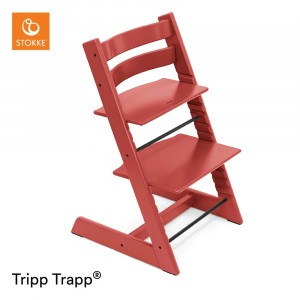 Stokke Tripp Trapp Stoel Warm Red