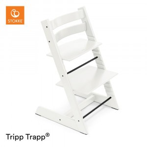 Stokke Tripp Trapp Stoel White