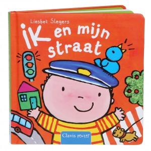 Clavis Leesboekje Ik en mijn straat