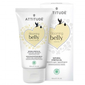 Attitude Blooming Belly Natural Verzorgende Olie (150 ml)