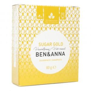 Ben & Anna Ontharingspasta Sugar Gold (60 g)