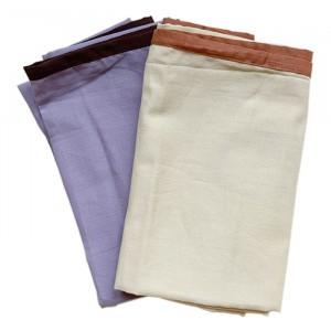 Haps Nordic Stoffen Gift Wrap (2-pack) Sun light/Lavender
