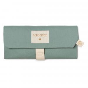 Nobodinoz Sunshine Eco Sandwich Wrap Eden Green