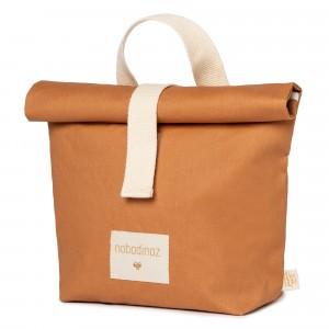 Nobodinoz Sunshine Eco Lunch Bag Cinnamon