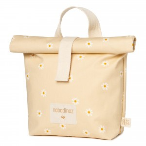 Nobodinoz Sunshine Eco Lunch Bag Daisies