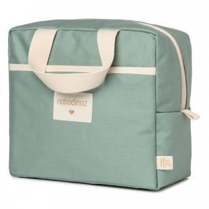 Nobodinoz Sunshine Insulated Lunch Bag Eden Green