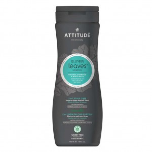 Attitude Super Leaves Mannen Shampoo & Body Wash - Care