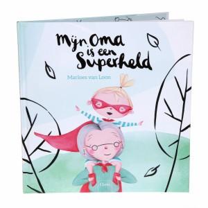 Clavis Leesboekje Mijn Oma is een Superheld