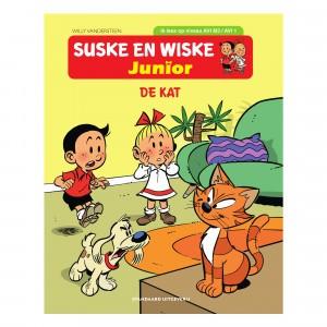 Standaard Uitgeverij Suske en Wiske AVI 1 - De kat