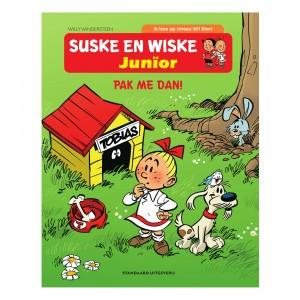 Standaard Uitgeverij Suske en Wiske AVI Start - Pak me dan!