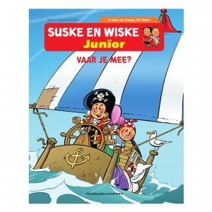 Standaard Uitgeverij Suske en Wiske AVI Start - Vaar je mee?