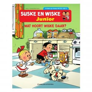 Standaard Uitgeverij Suske en Wiske AVI 2 - Wat hoor Wiske daar?