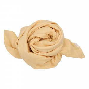 Fabelab Swaddle Pale Yellow