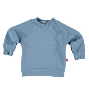 Limobasics Sweater Denim Blauw