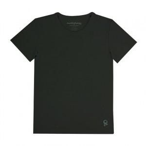 Mambotango T-shirt korte mouwen Zwart