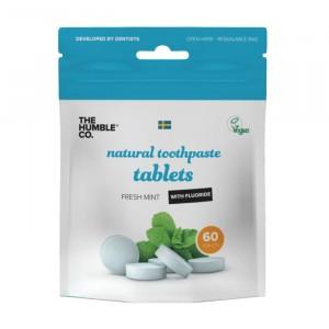 Humble Brush Tandpasta Tabletten met fluoride