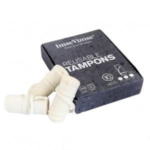 Imse Vimse Wasbare Tampons Mini (8 stuks)