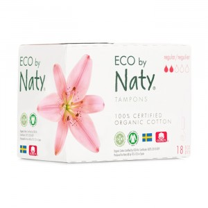Naty Eco Tampons Regular